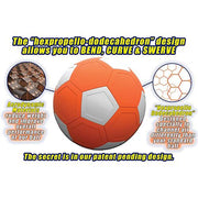 Exclusive 49% Off This Week & BUY 2 FREE SHIPPING- Curve and Swerve Soccer Ball Toy