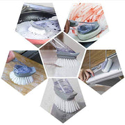 Automatic Liquid Dishwashing Brush
