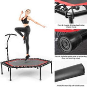 Mini Fitness Home Trampoline-More than fitness and fun