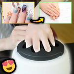 Acrylic nail steam remover-Remove your acrylic nails effortlessly