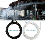 Outdoor Misting Cooling System- Enjoy Summer Fun
