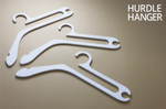 HURDLE HANGER- Save Your Time and Space, Get Organized.