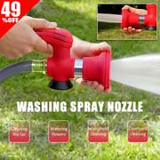 【BUY 2 FREE SHIPPING & 49% OFF NOW】Washing Spray Nozzle-Clean Everything For You