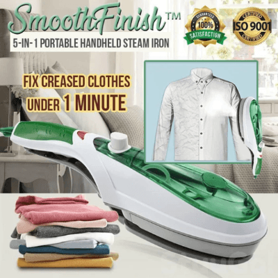 GARMENT STEAMER-REFRESHES YOUR CLOTHES RIGHT NOW - hotlingss
