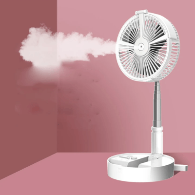 Humidifying Hydration Water Spray Fan-Enjoy the summer with a cool breeze - hotlingss