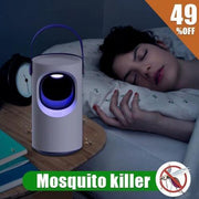 This mosquito lamp works like magic! - Mosquito Killer Lamp