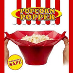 Collapsible Popcorn Popper-Essential for party