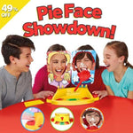 The Pie Face Showdown Two-Player Game
