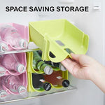 Beverage Stackable Storage Rack- store more beverage at home