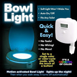 Toilet Night Light-Perfect night on the toilet! - hotlingss