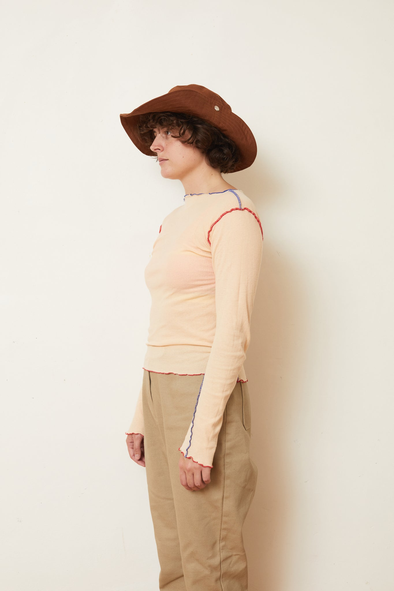 Plain Brown Hat