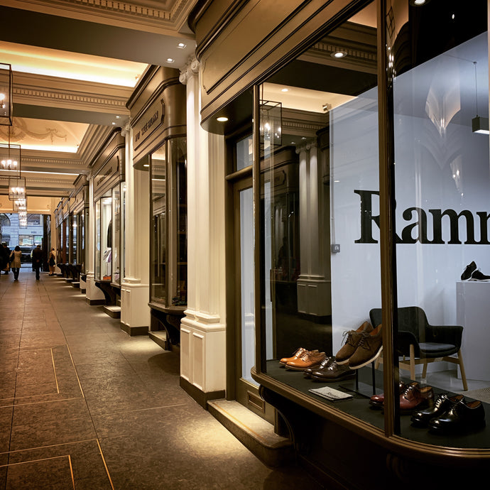 The new Ramm Design concept store