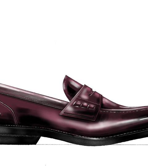 In development: The Ramm 002 Loafer