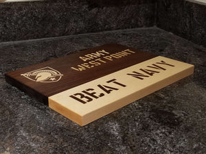 BEAT NAVY Cutting Board