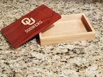 Oklahoma Sooners Jewelry/Cigar Box