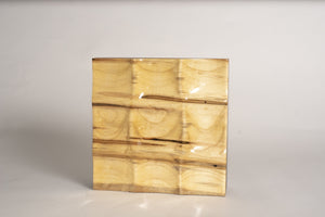 Ambrosia Maple Textured Box