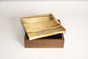 3D Amrbrosia Maple Dish Box