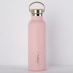 Hydro Bottle - pastell rosa - the fittery
