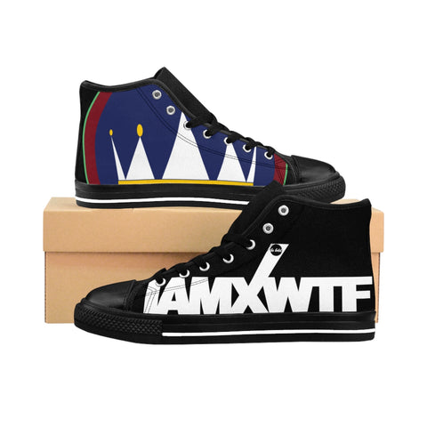 IAMXWTF - High Top Sneakers [US 6-14]
