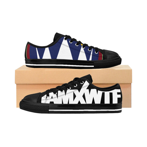 IAMXWTF - Low Sneakers [US 6-12]