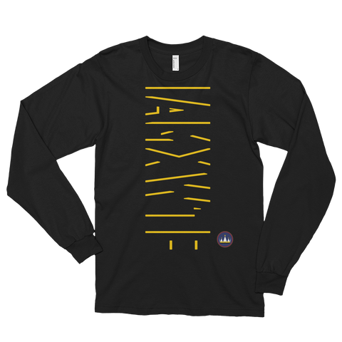 IAMXWTF - Yellow on Black T-Shirt
