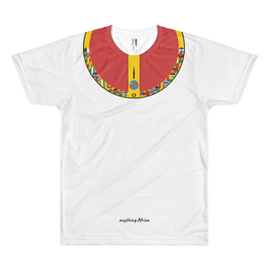 ADA Lion - Premium T-shirt | DRC [Democratic Republic of Congo]