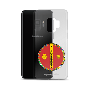 ADA Lions - Samsung Clear Case
