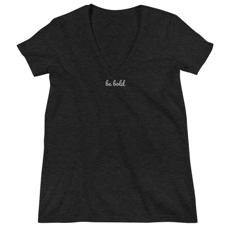IAMXWTF - Ladies' Soft V-neck