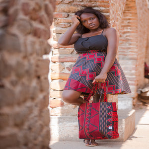 Mombasa Reversible Skirt