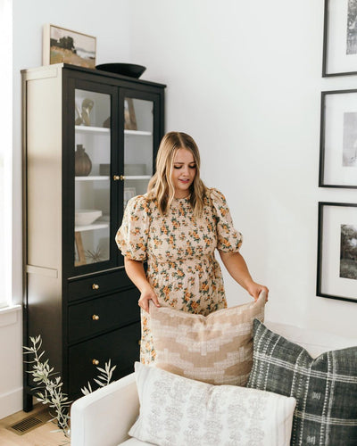 Decorating Your Home for Winter with Interior Designer Brittany of Canvas House Design