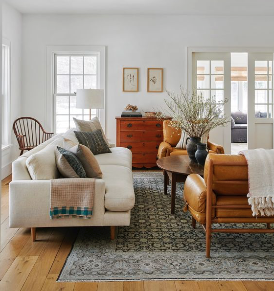 Transitioning Your Home for Fall, Tips from an Interior Designer