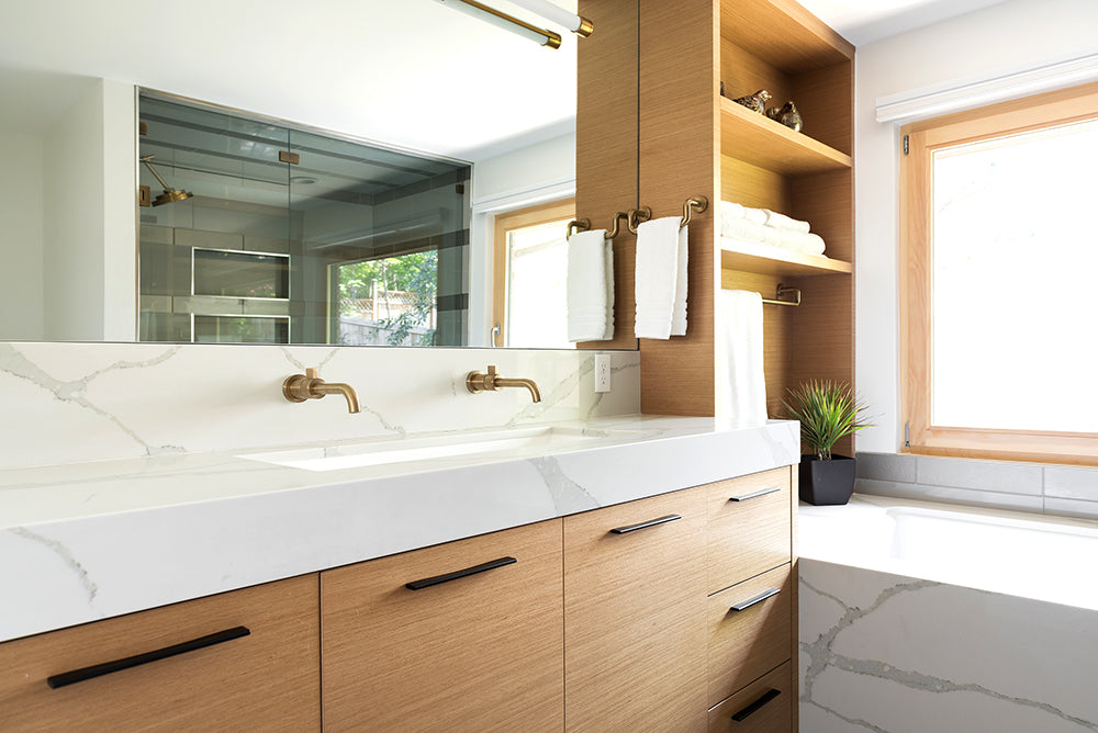 5 Easy Ways to Instantly Improve your Bathroom from an Interior Designer