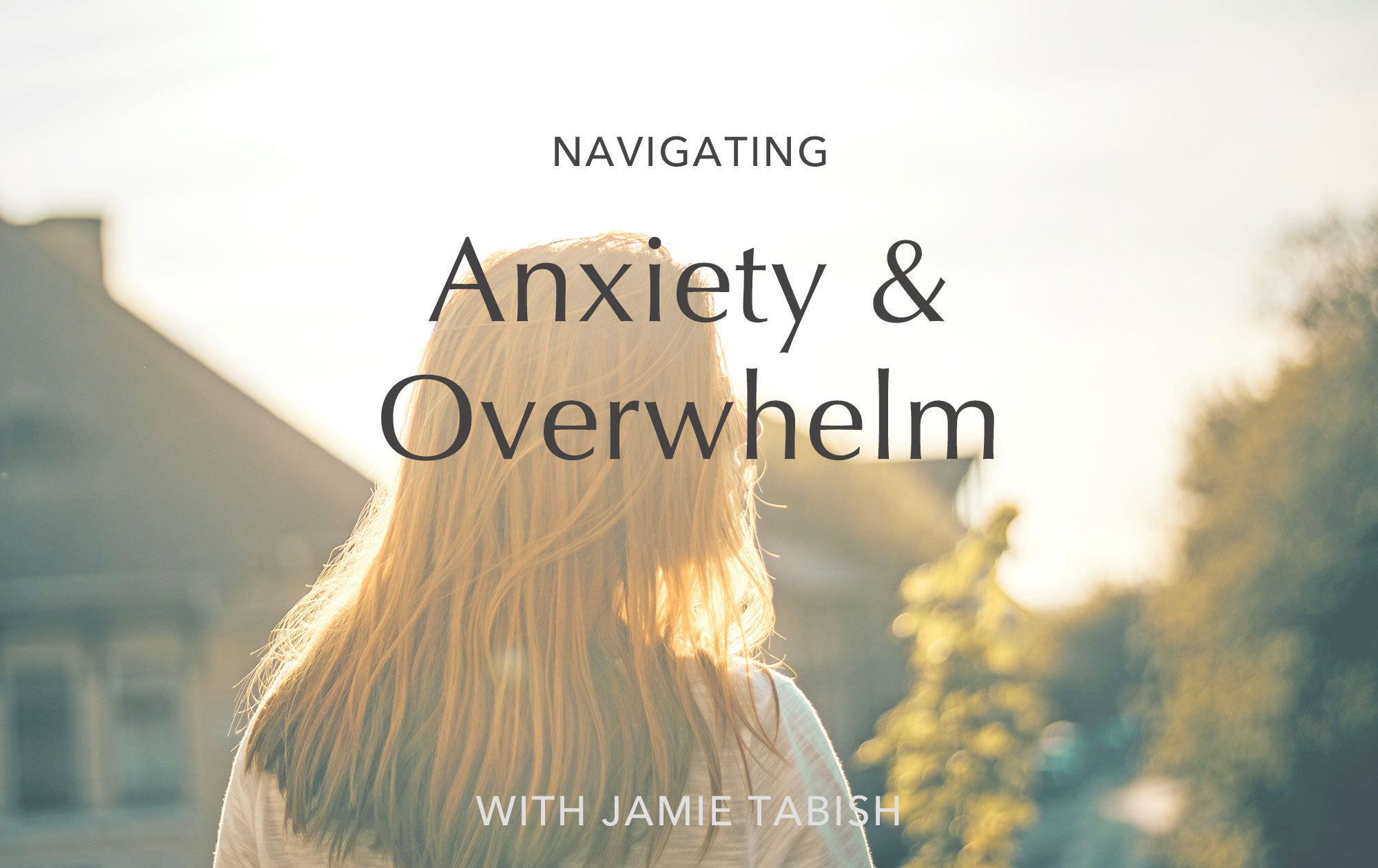 Do you struggle with anxiety and overwhelm? Try this advice from an Executive Functions Coach.