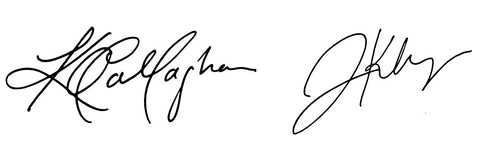 Kelsey and Jason Signature