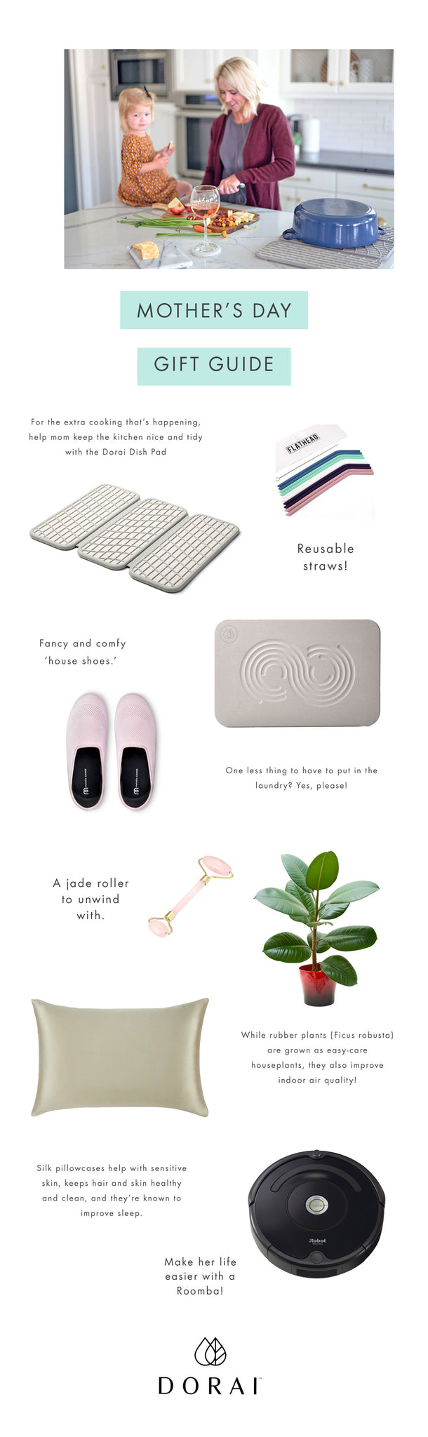 Dorai Home Mother's Day gift guide