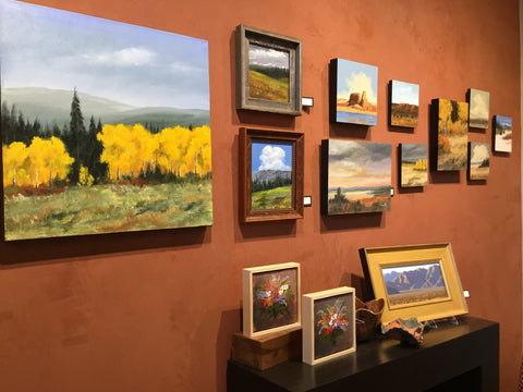 Evergreen Framing and Gallery Utah