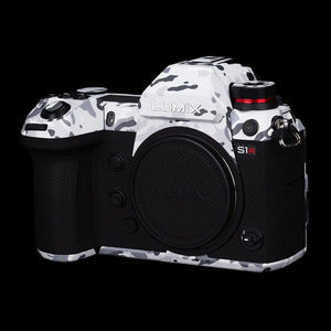 Panasonic Lumix DC-S1R Mirrorless Digital Camera Skin