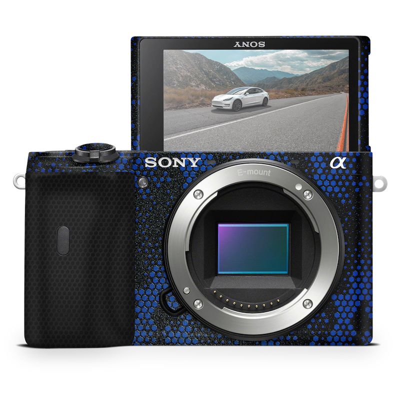 Sony Alpha a6000 Professional Camera Skin
