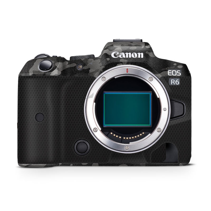 Canon EOS R6 Mirrorless Camera Skin