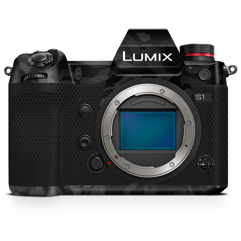Panasonic Lumix S1 and S1R Mirrorless Digital Camera Skin