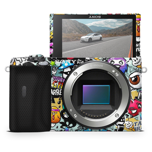 Sony Alpha A6400 Professional Camera Skin