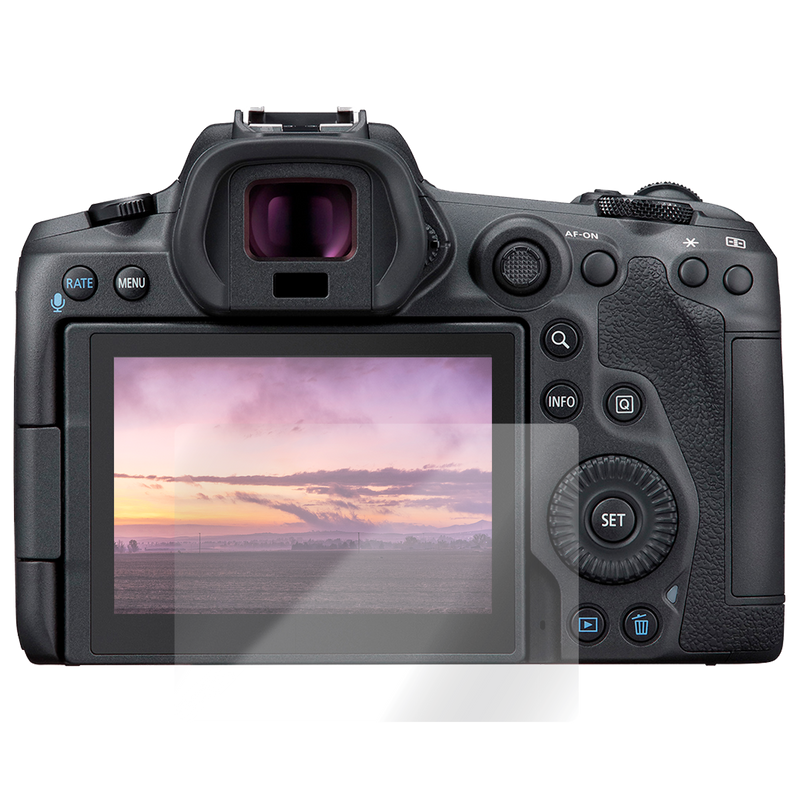 Tempered Glass Screen Protector for Canon EOS R6