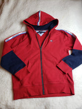 Load image into Gallery viewer, Tommy Hilfiger Red Kids 12/14 Hoodie