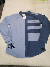 Load image into Gallery viewer, Calvin Klein boys Shirt XL 20