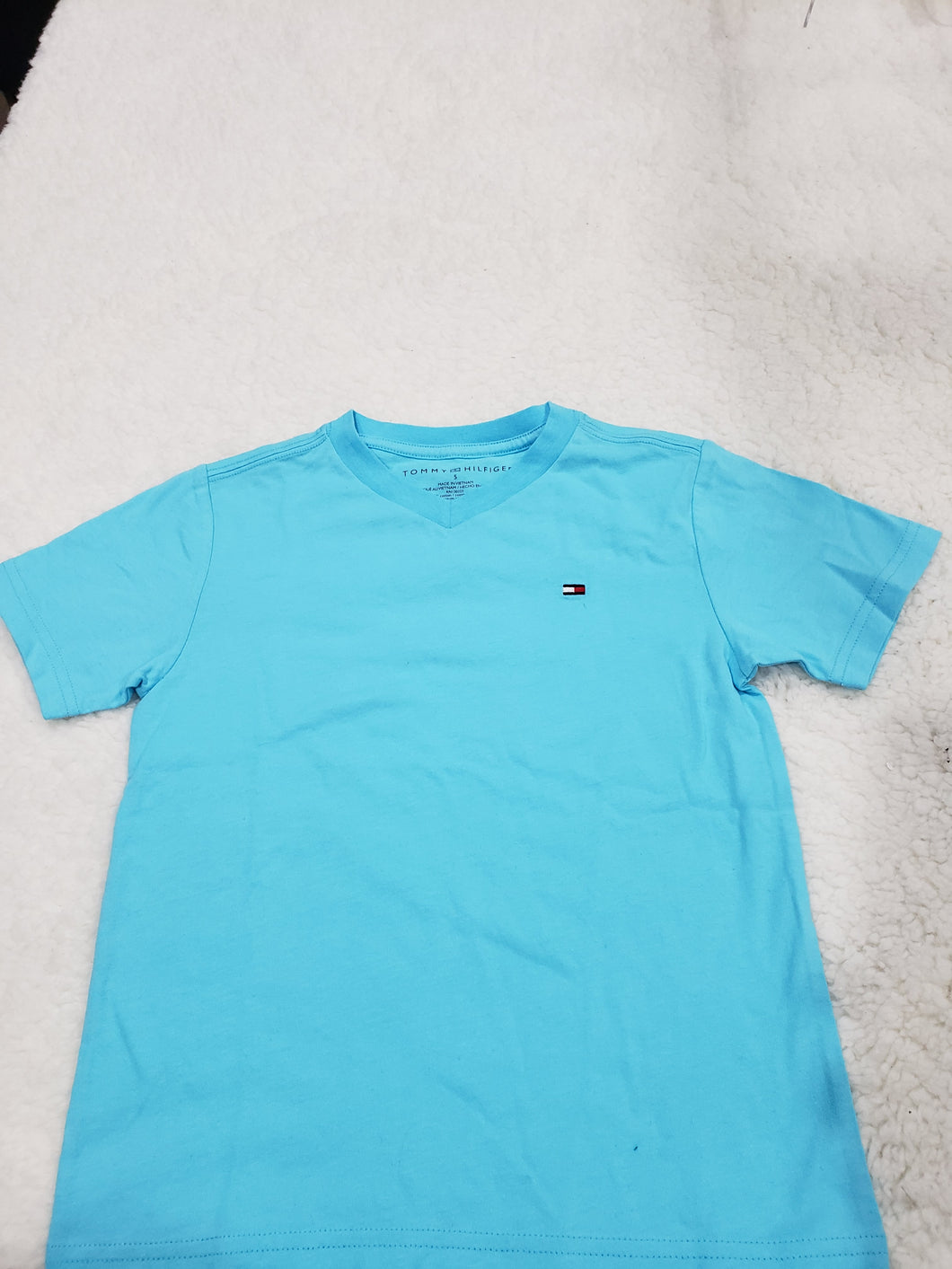 Boys TH Teal tshirt 5t