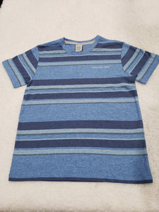 Calvin Klein Boys tshirt 5t Blue/light multi
