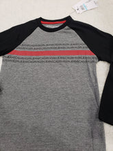 Load image into Gallery viewer, Calvin Klein Boys tshirt 5t Grey multi