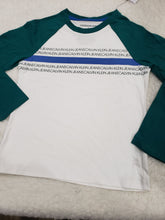 Load image into Gallery viewer, Calvin Klein Boys tshirt 5t White multi