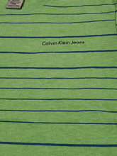 Load image into Gallery viewer, Calvin Klein Boys tshirt 5t Green multi