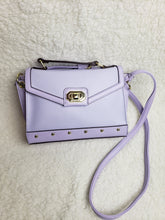 Load image into Gallery viewer, Juicy Couture lilac pocketbook